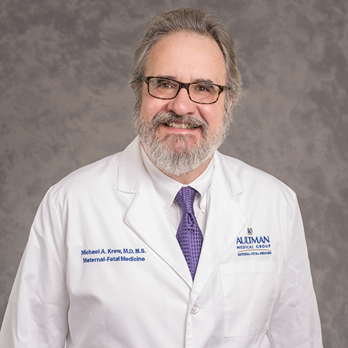 Michael A. Krew, MD Photo