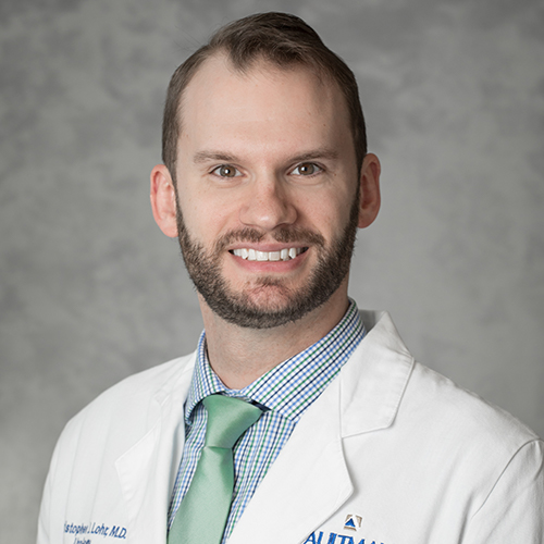 Christopher J. Lohr, MD Photo