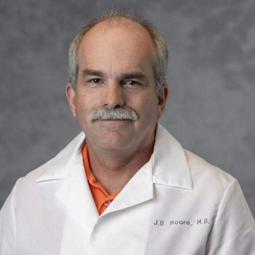 James  D Moore, MD Photo
