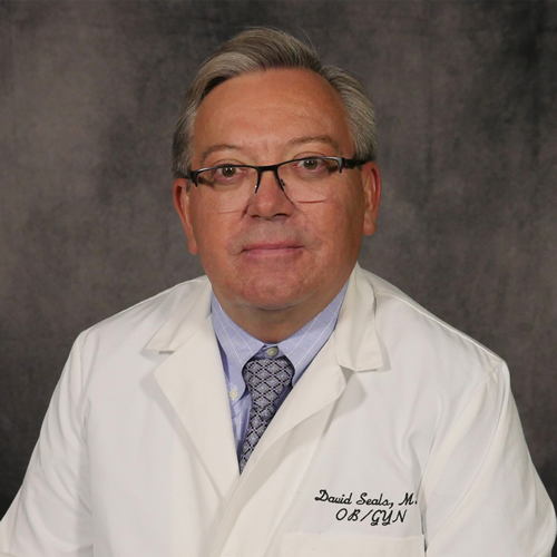 David Seals, MD Photo