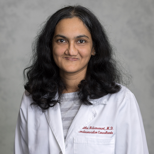 Kavitha Nidamanuri, MD Photo