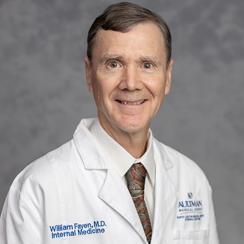 William T. Fayen, MD Photo