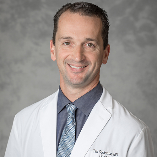 Timothy R. Coblentz, MD Photo